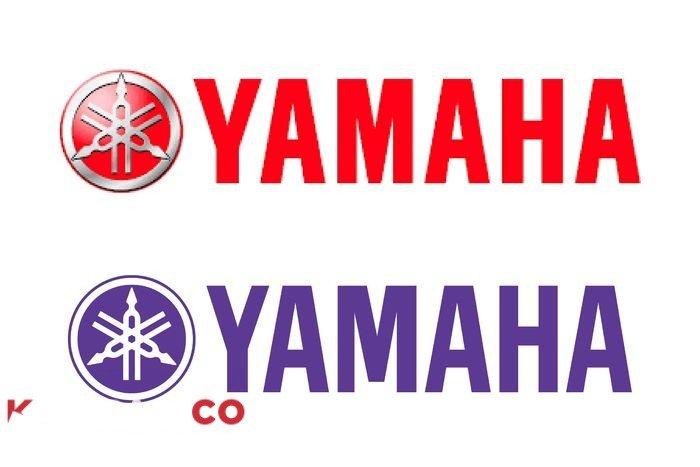 Foto Logo Yamaha, perbedan logo yamaha music dan motor, yamaha motor, yamaha music
