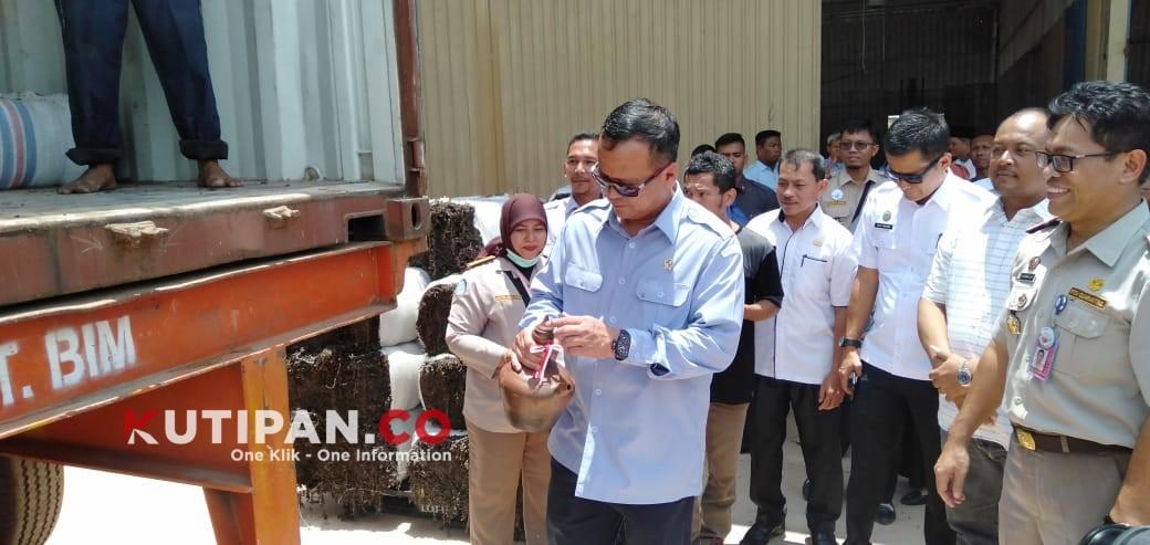 Foto Barelang, batam, Ekspor rumput laut, Menteri kelautan dan perikanan