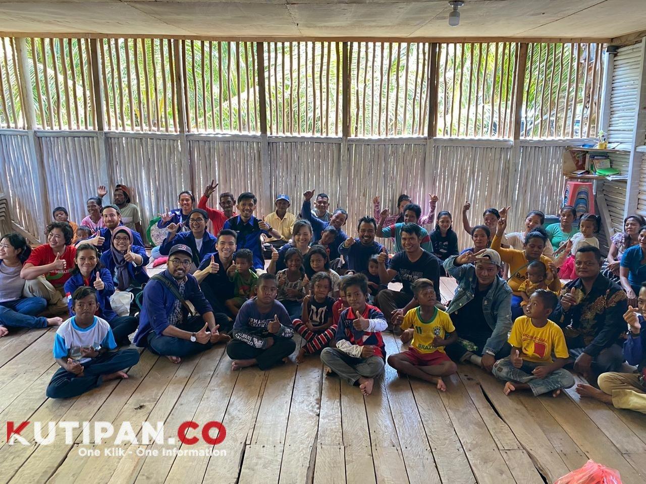 Foto Camat Katang Bidare, Desa Pulau Medang, Pemkab Lingga, Pulau Tereh