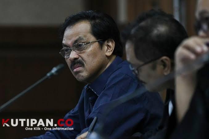 Foto 6 Tahun Penjara, di Tuntut KPK, Kutipan lingga, Nurdin Basirun, Pencabutan Hak Politik
