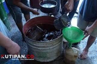 Foto Finalisasi, Kutipan lingga, Mitan, Pemkab Lingga, Pendistribusian, Subsidi