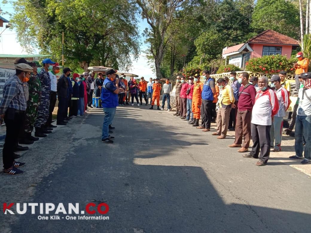 Foto Bersama lawan Covid-19, Kecamatan Selayar, Nizar, Update Covid-19, Wakil Bupati Lingga