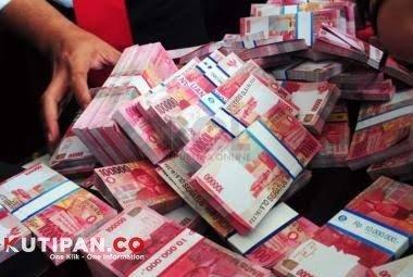 Foto Berhasil selamatkan, Kasus korupsi pengelolaan anggaran BLUD RSUD Dabo, Kerugian negara, Kutipan lingga, Polres lingga