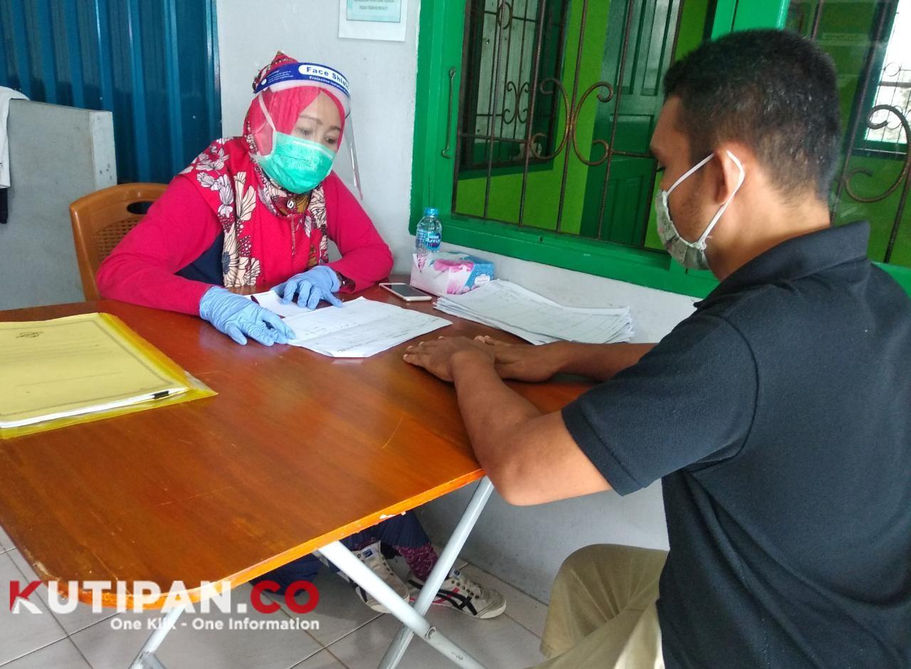 Foto Lapas Dabo singkep, penghuni lapas dabo, Rutan Dabo, Update Covid-19