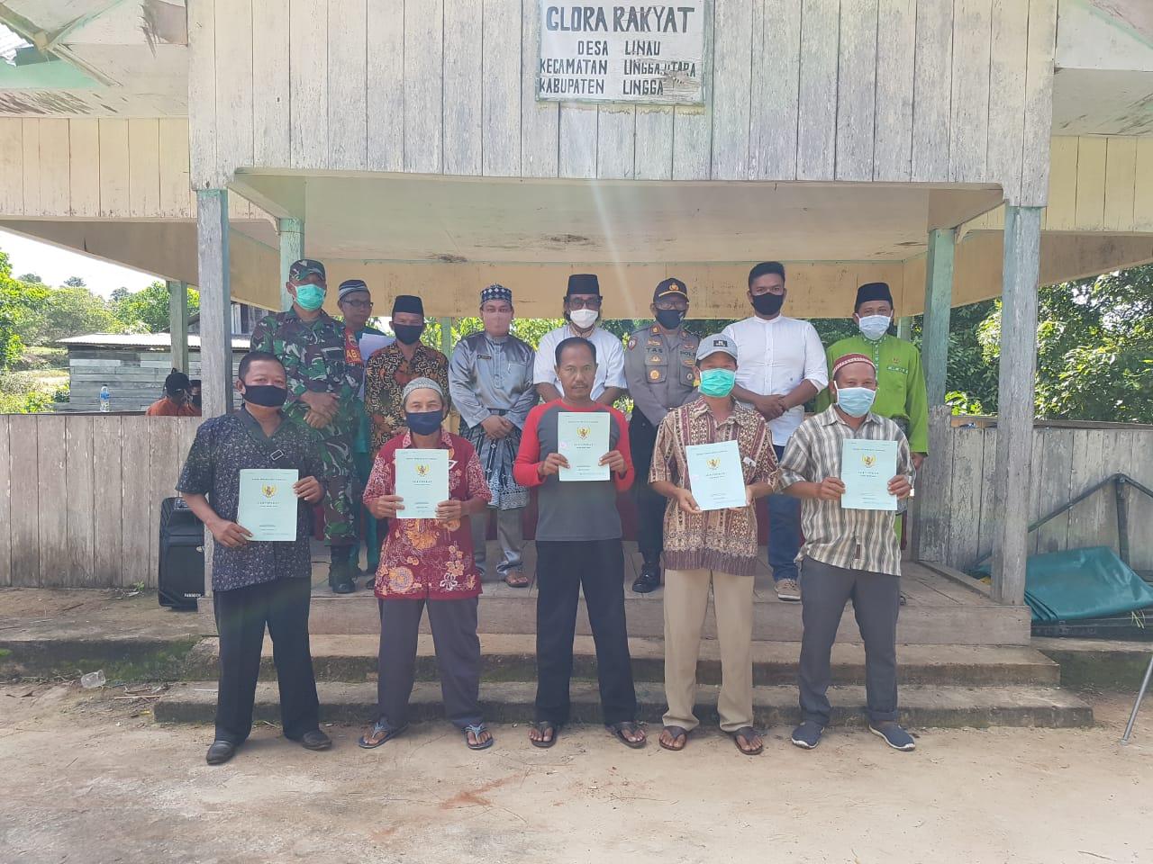 Foto Bang Nizar, desa linau, lingga utara, Nizar, Wakil Bupati Lingga