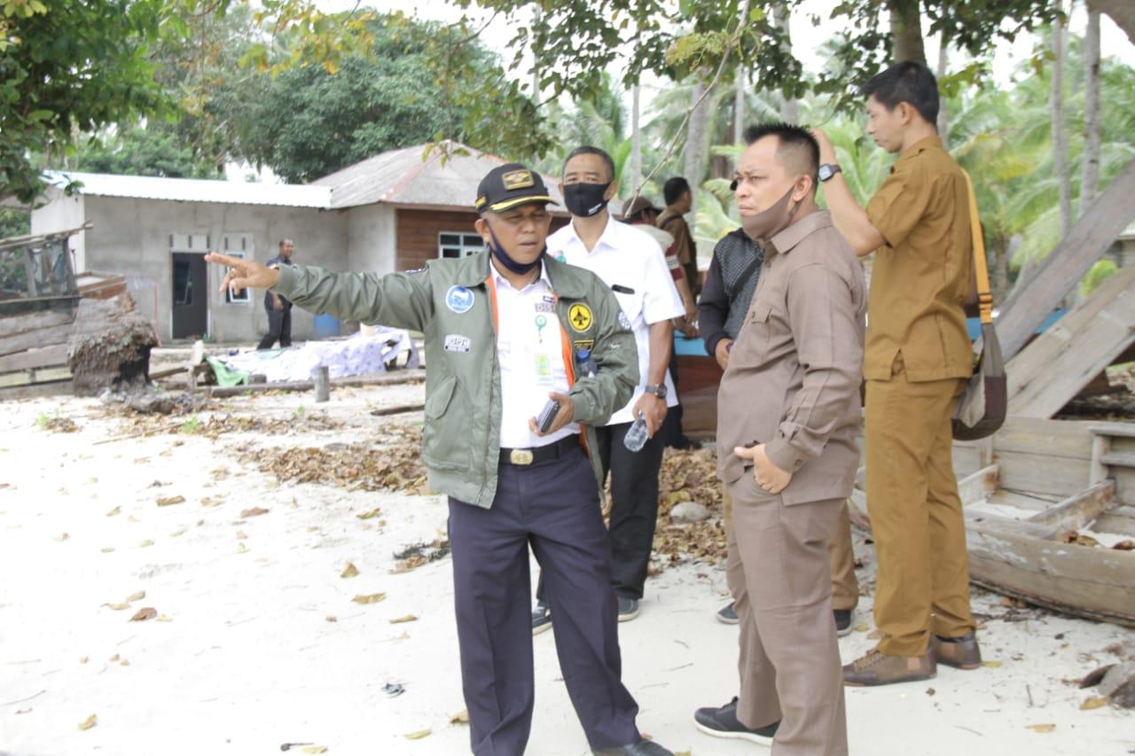 Foto dusun pulau panjang, kecamatan singkep selatan, kelurahan berlian, Nizar, pulau berhala, Singkep Selatan, Wakil Bupati Lingga