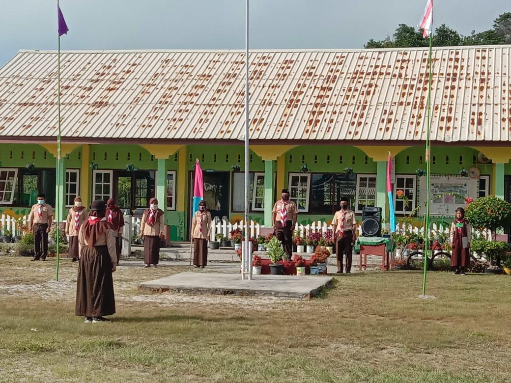 Foto Camat Singkep selatan, Hari Pramuka, Singkep Selatan