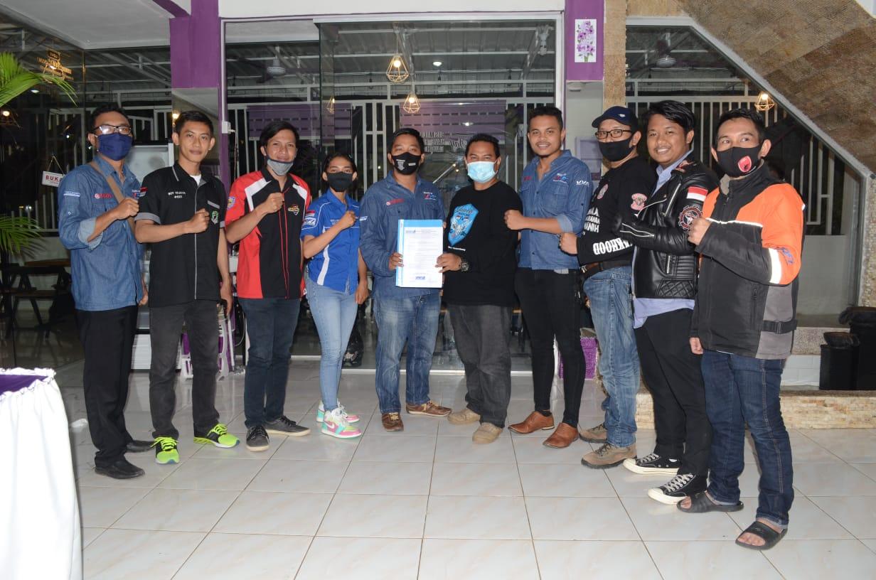 Foto Byonic Batam, Yamaha Batam, Yamaha Rider Federation Indonesia, YRFI