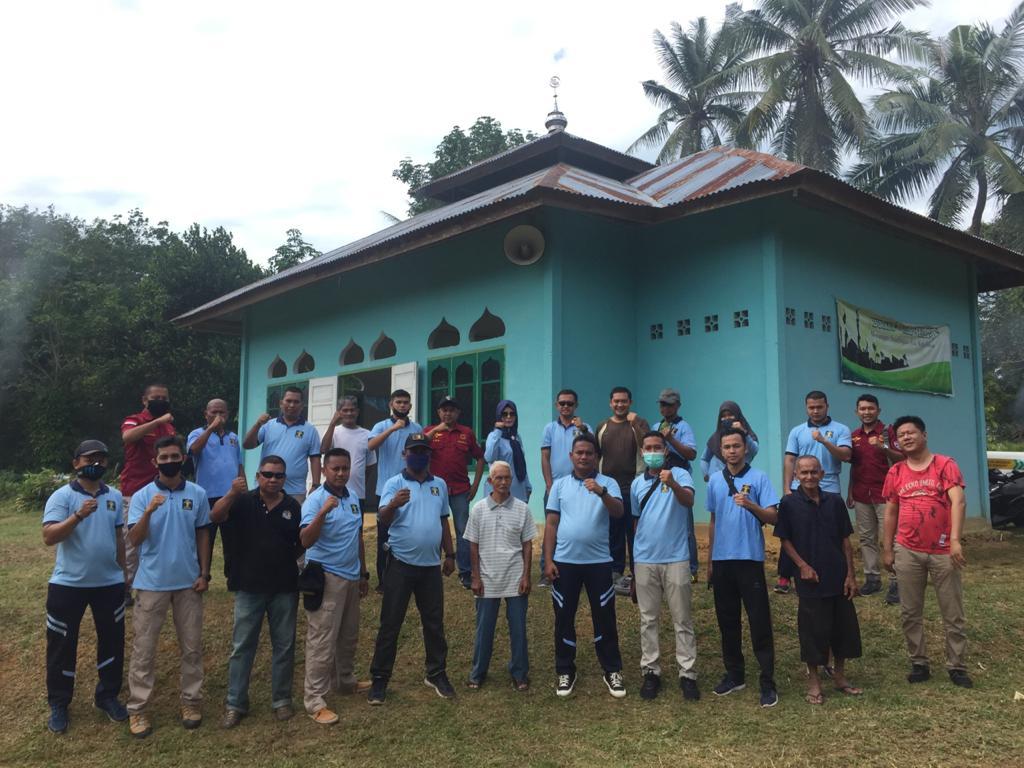 Lapas dan Imigrasi Dabo Gelar Goro di Surau Al-Hajj