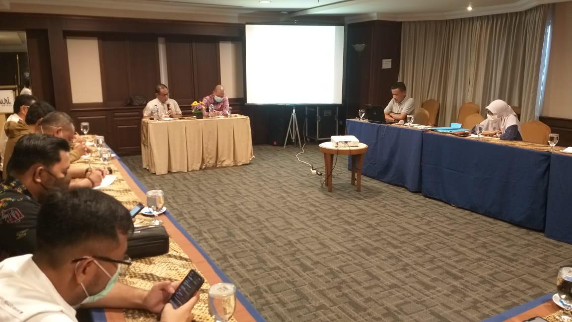 BP2P Wilayah Sumatera, Alias Wello Perjuangkan 1.053 RTLH dan Rusun PNS