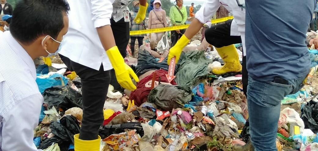 Tempat Sampah Punggur