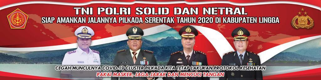 TNI POLRI Solid dan Netral