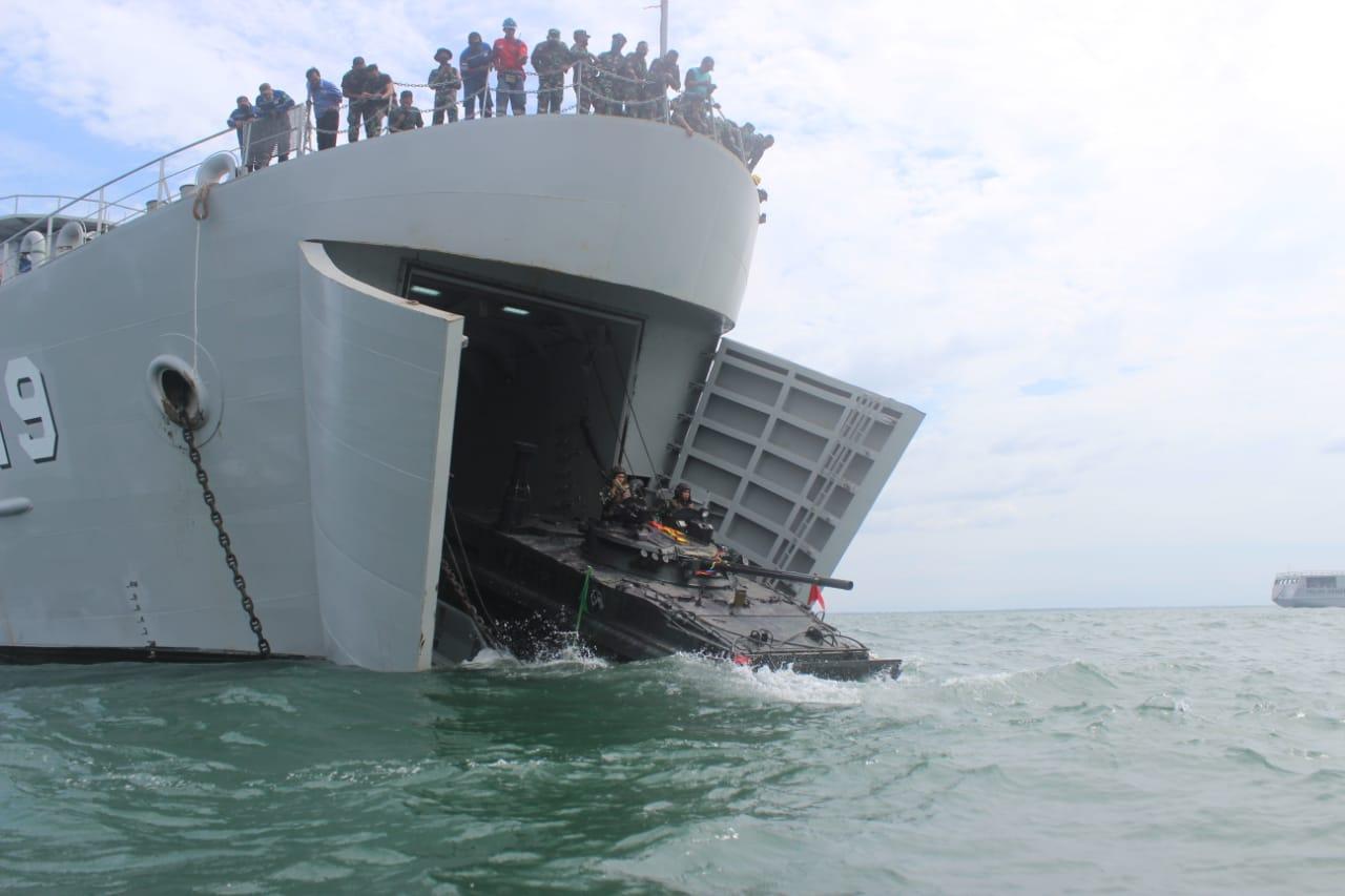 Kapal Perang Terbaru TNI AL