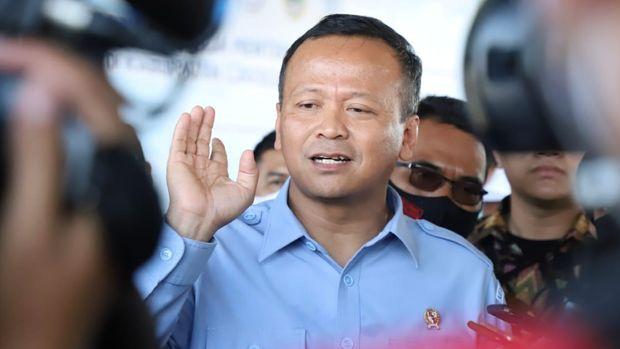 Menteri KKP Ditangkap KPK