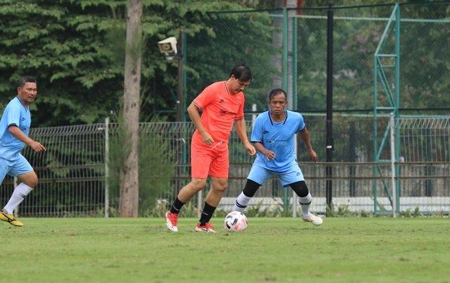 Leganda Sepak Bola Indonesia