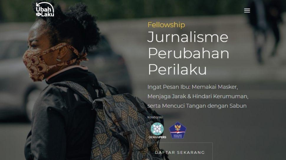 wartawan di lingga