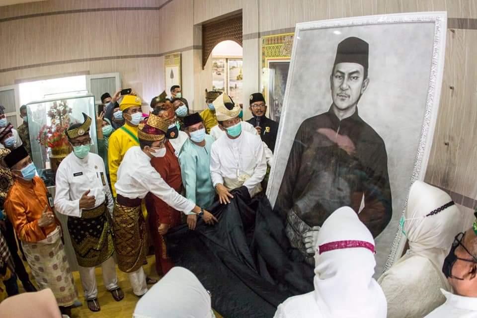 Foto batam centre, raja ali haji, walikota batam