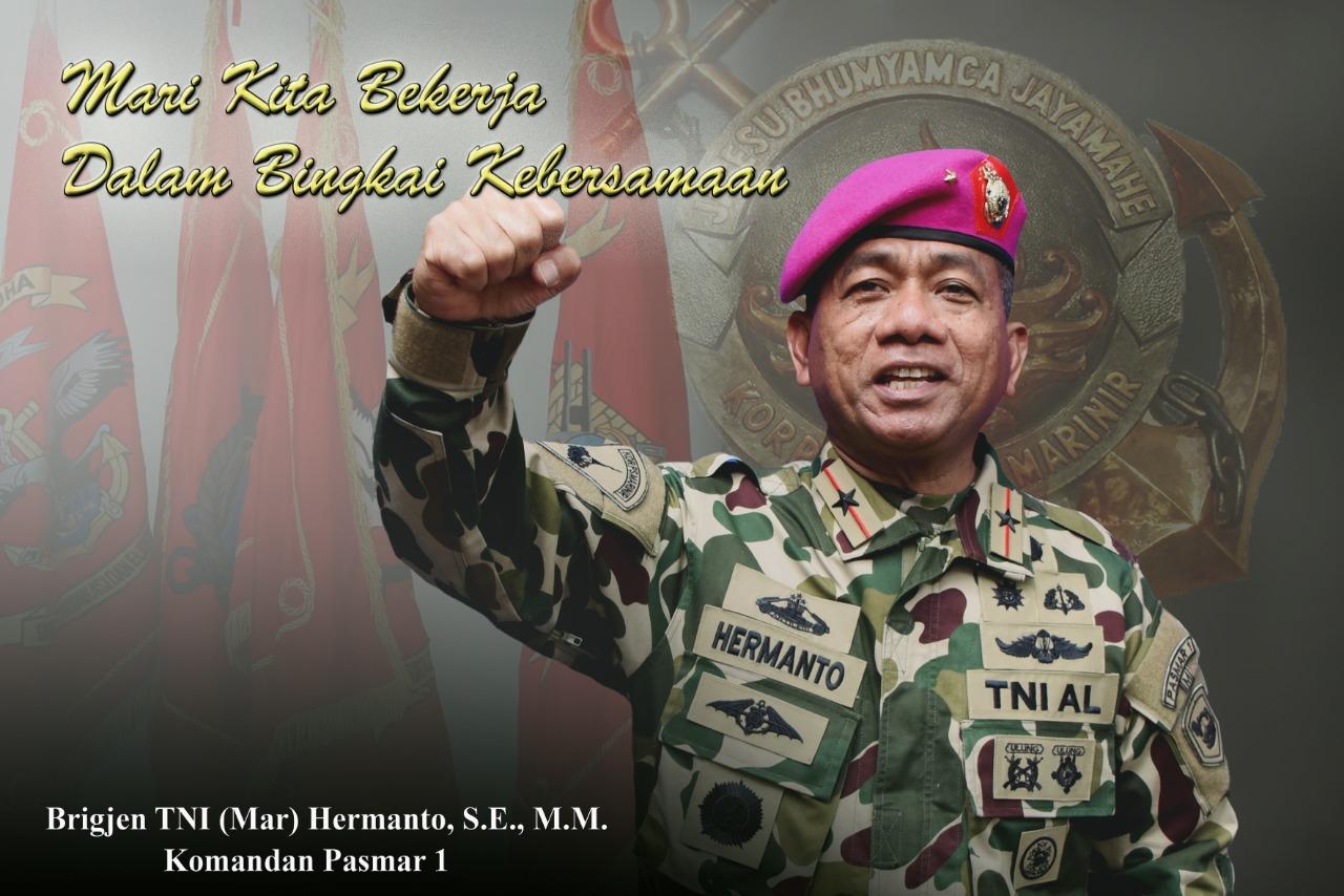 Brigadir Jenderal TNI (Mar) Hermanto