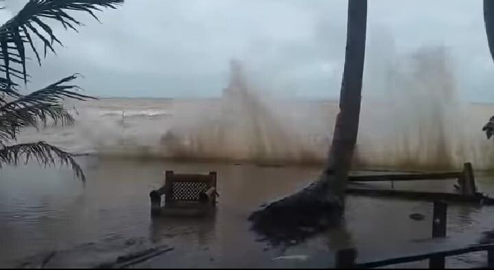 Foto Banjir, batam, Lingga, Nongsa, Tanjung Uma