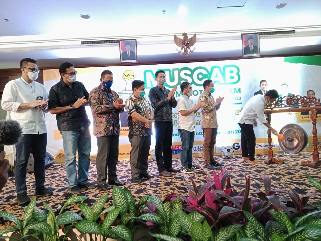 Foto HIPMI Batam, Kepri, Muscab HIPMI Kota Batam