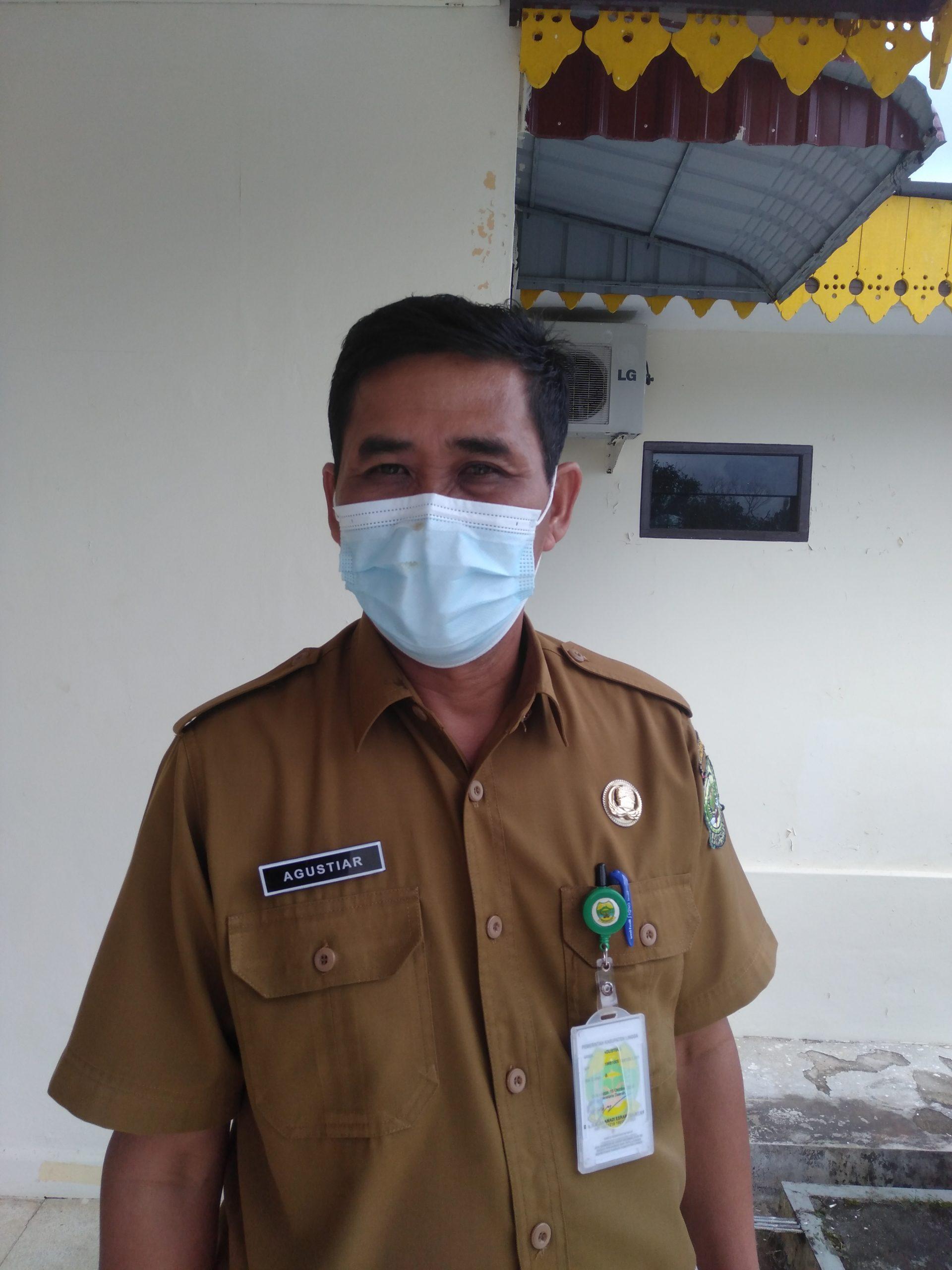 Foto RT RW Kelurahan Sungai Lumpur Pertanyakan SK