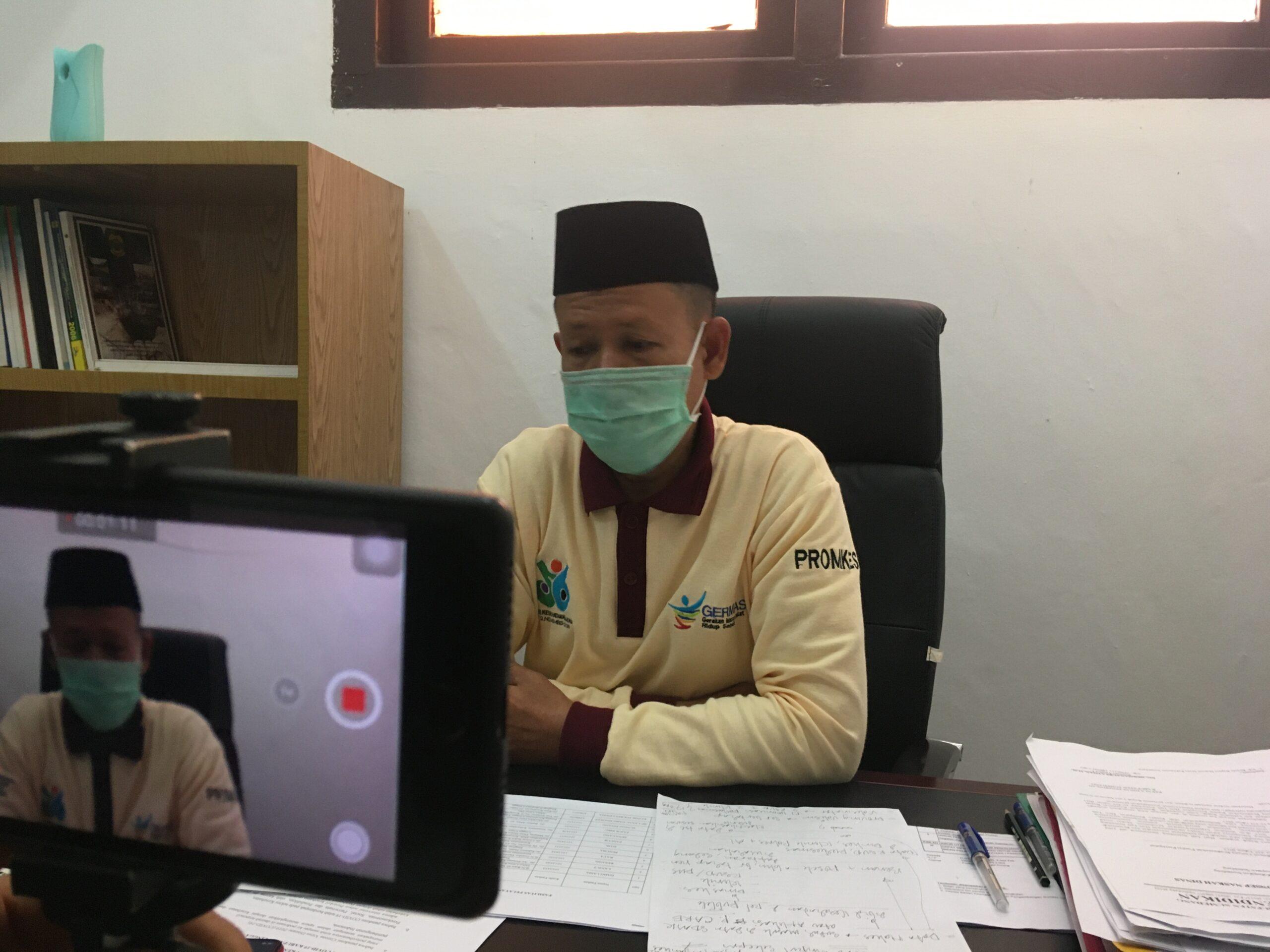 Pejabat Publik di Lingga Akan di Vaksin Pertama