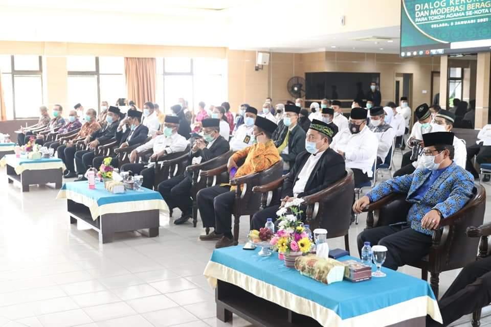 Wali Kota Batam Gelar Dialog