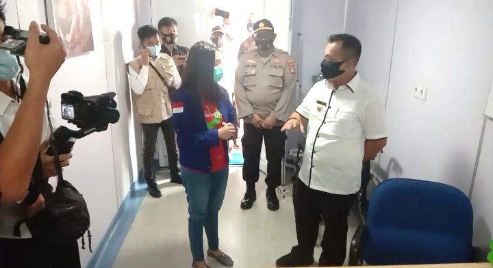 RSA Lie Dharmawan di Senayang