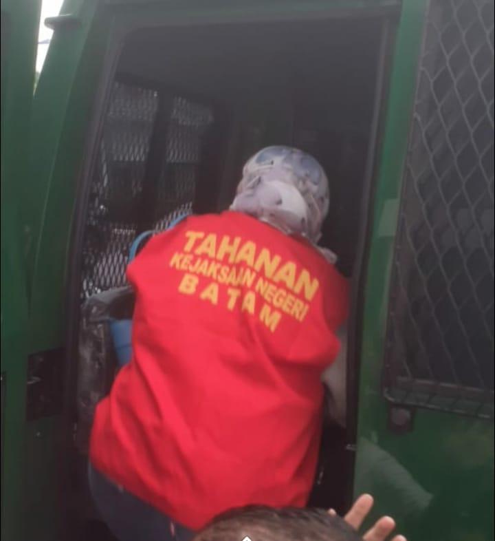 DPO Kejati Bali Ditangkap di Batam