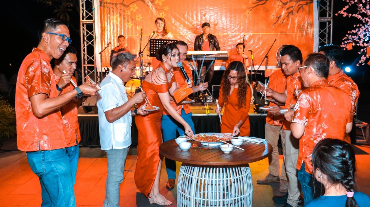 Tahun Baru Imlek 2572 di HARRIS Resort Barelang Batam