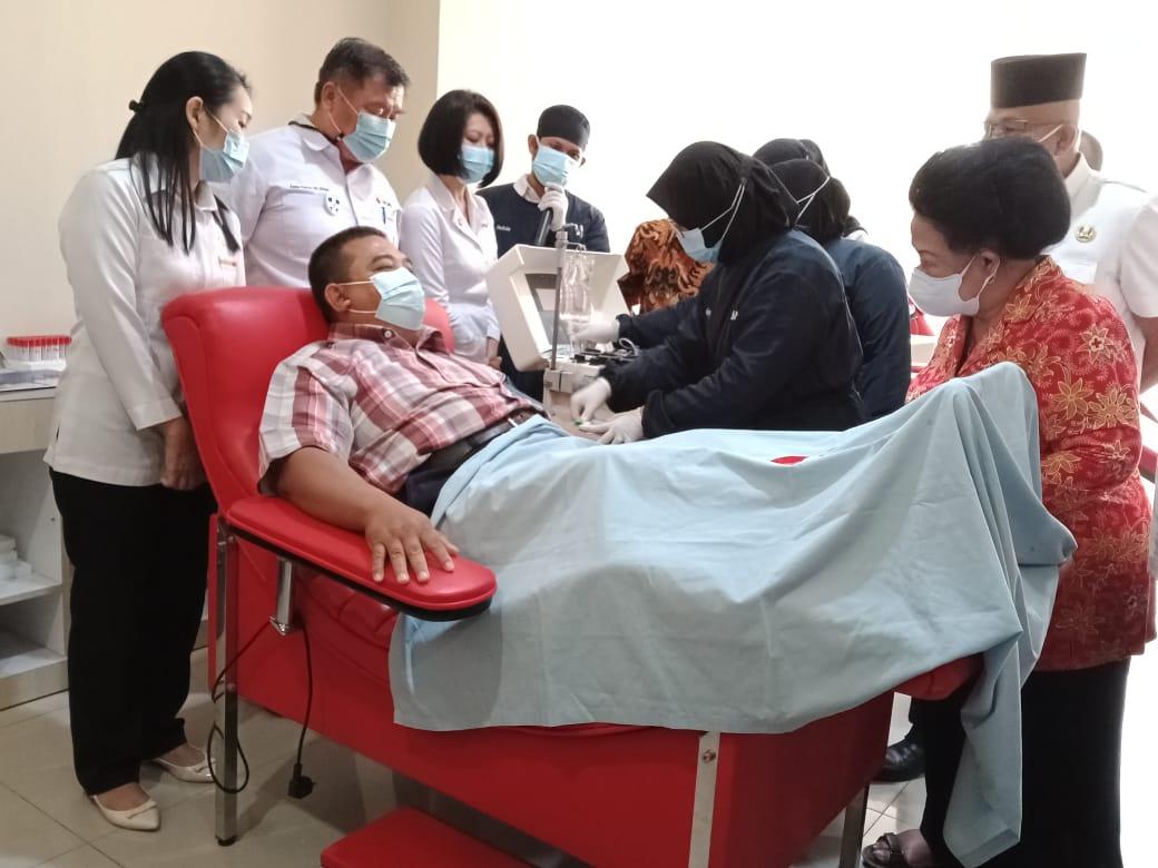 PMI Batam Terima Donor Plasma Konvalesen
