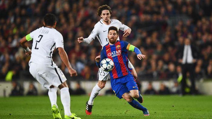 PSG Datang ke Camp Nou Bawa Dendam Silam