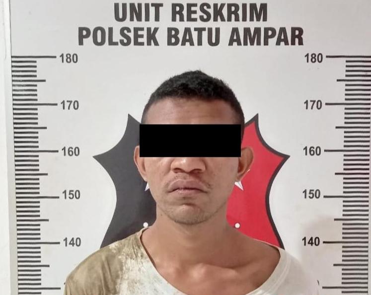 Pelaku Jambret di Tanjung Sengkuang