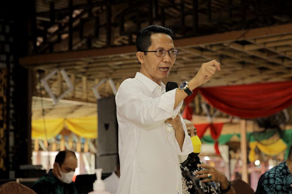RT dan RW di Bengkong Laut