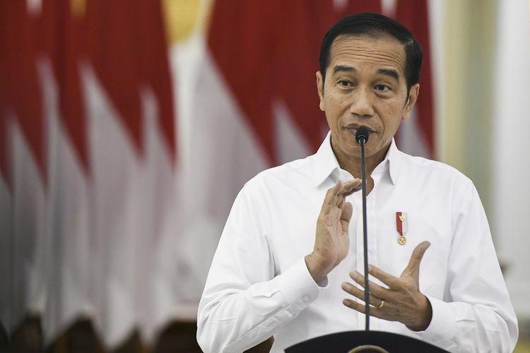 Jokowi Teken PP Program Jaminan Kehilangan Pekerjaan