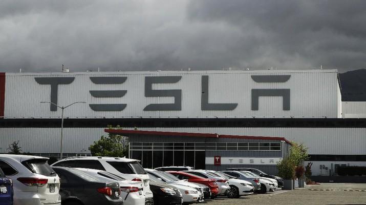 Tesla Berencana Masuki Dua Bagian Investasi