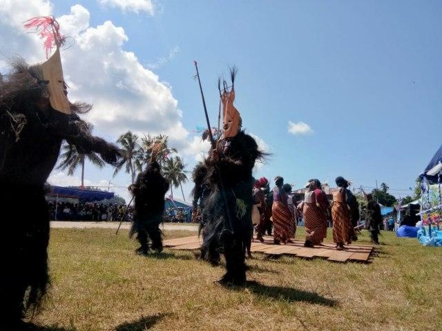 Suku Matbat di Kepulauan Raja Ampat