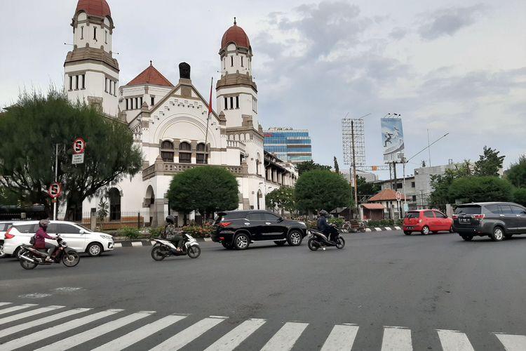 Tempat Wisata di Jawa Tengah yang Ngehits
