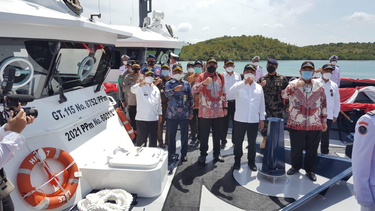 Kapal Pengawas Illegal Fishing