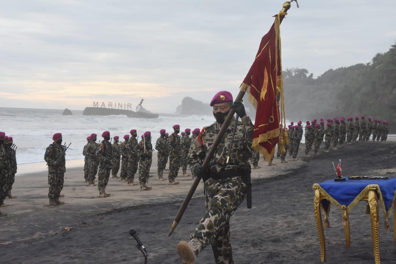 Danpasmar 1 Brigjen TNI