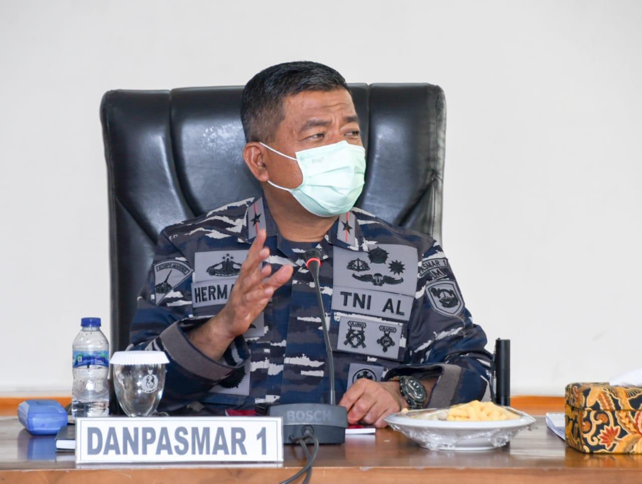 Pasukan Pendarat Korps Marinir TNI AL
