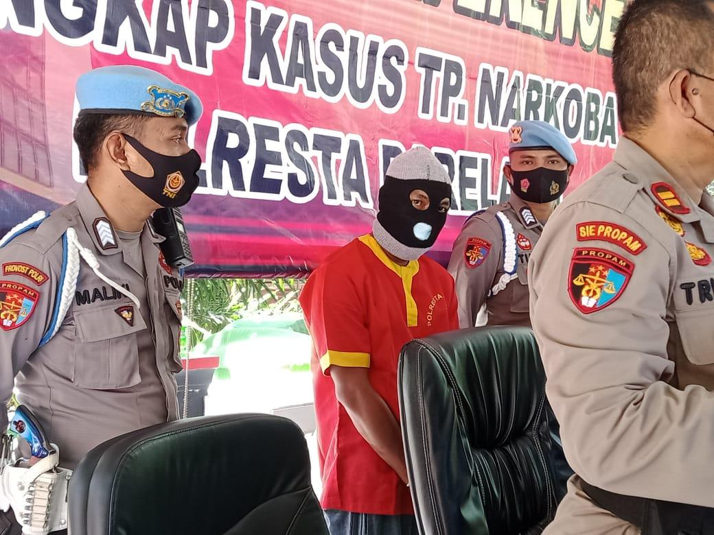 Oknum Polisi Tanjungpinang Diringkus di Batam