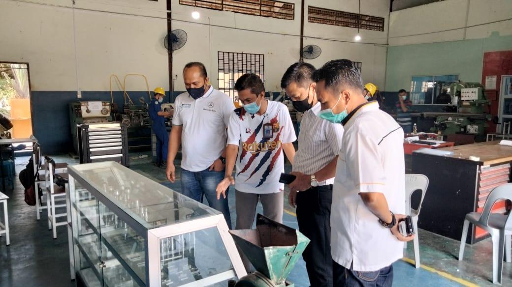SMKN 6 Batam Terapkan Teaching Factory