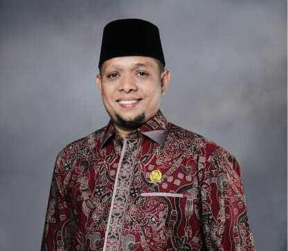 Anggota DPRD Lingga Roni Kurniawan