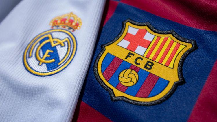 Barcelona 'Jilat' Real Madrid