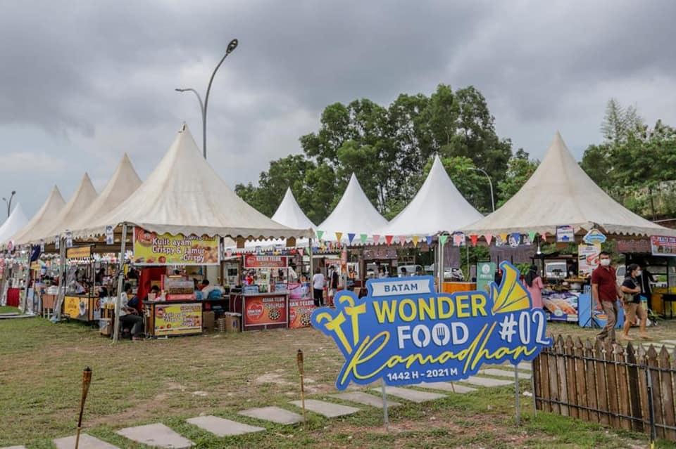 Batam Wonderfood Ramadhan Taman Dang Anom