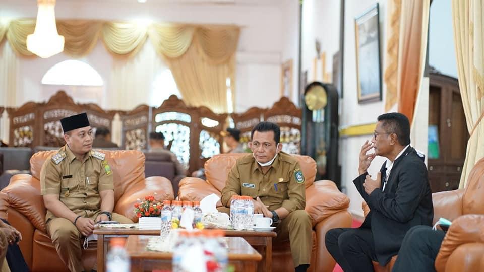 Foto Gubernur Kepri Siap Dukung Pembangunan di Lingga