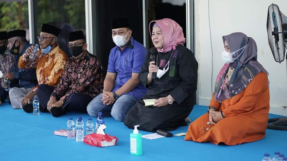 Foto Wagub Kepri Silaturrahmi Bersama Fatayat Muslimat NU dan Guru TPQ