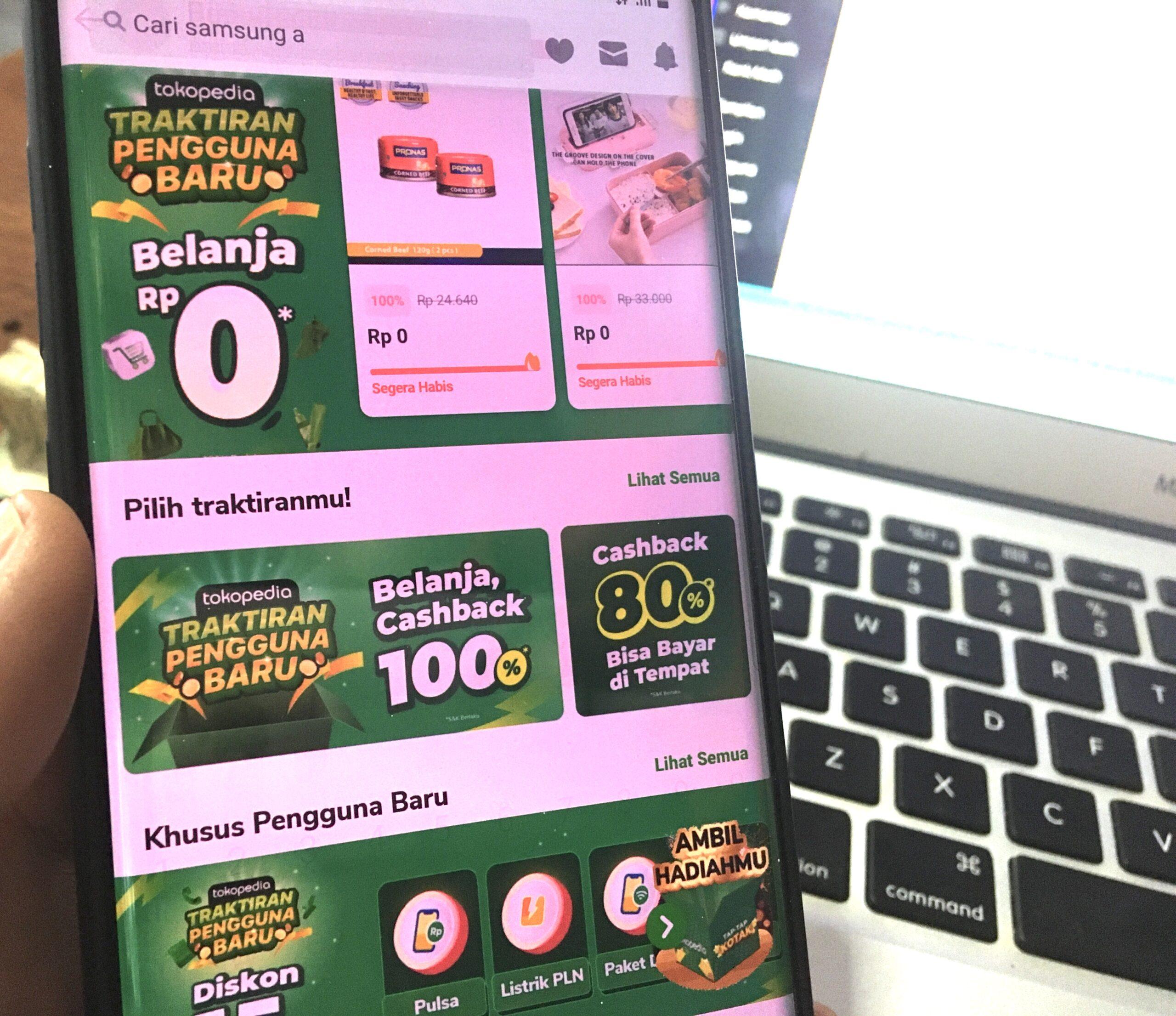 Promo Tokopedia Sepanjang Ramadhan 2021