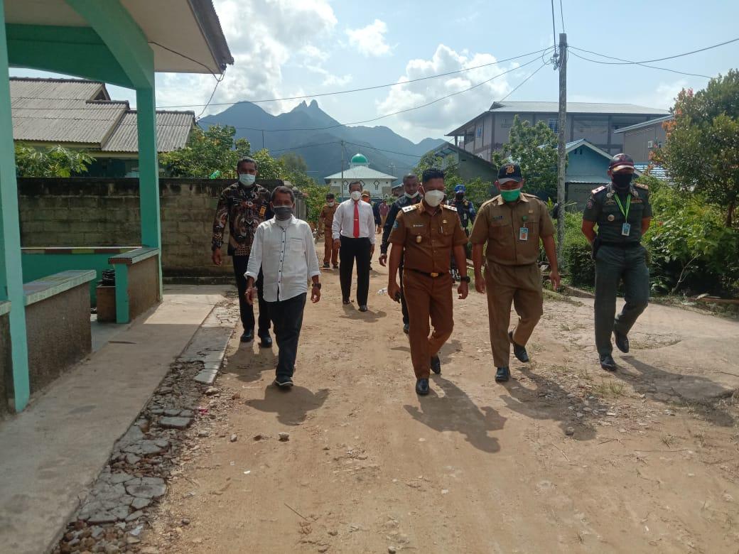 Foto Daik Lingga, neko wesha pawelloy, Wakil Bupati Lingga